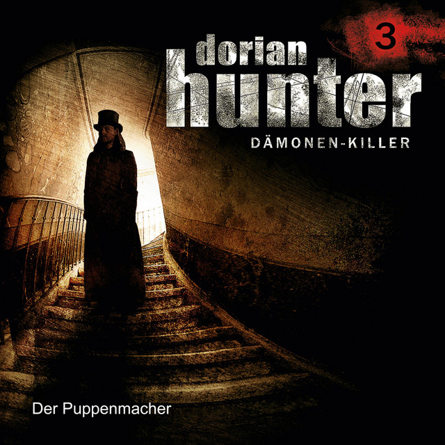 03: Der Puppenmacher Cover