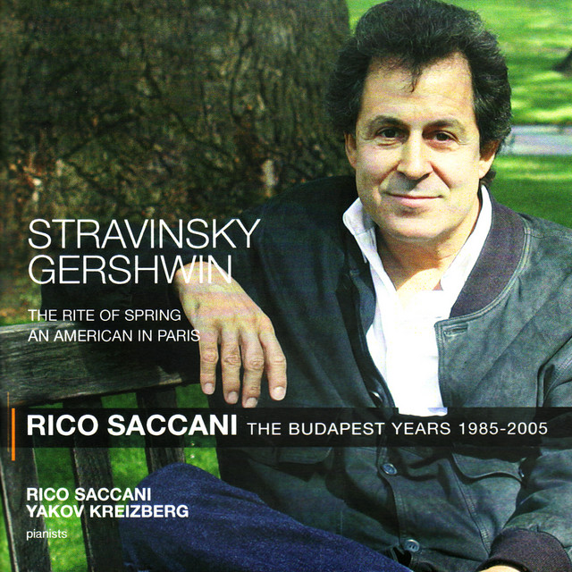 Stravinsky: The Rite of Spring - Gershwin: An American in Paris