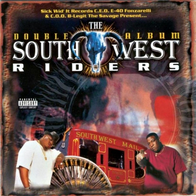 South West Riders Vol. 1