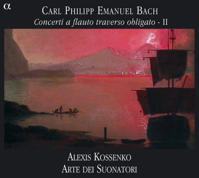 C.P.E. Bach: Concerti a flauto traverso obligato - II