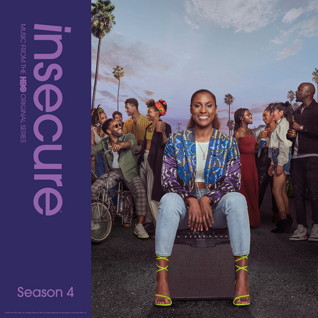 Raedio - Insecure: Music From The HBO Original Series, Season 4 cover
