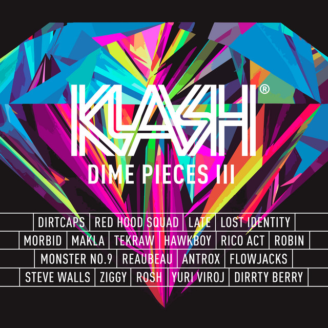 ZIGGY & Rosh - KLASH: Dime Pieces III