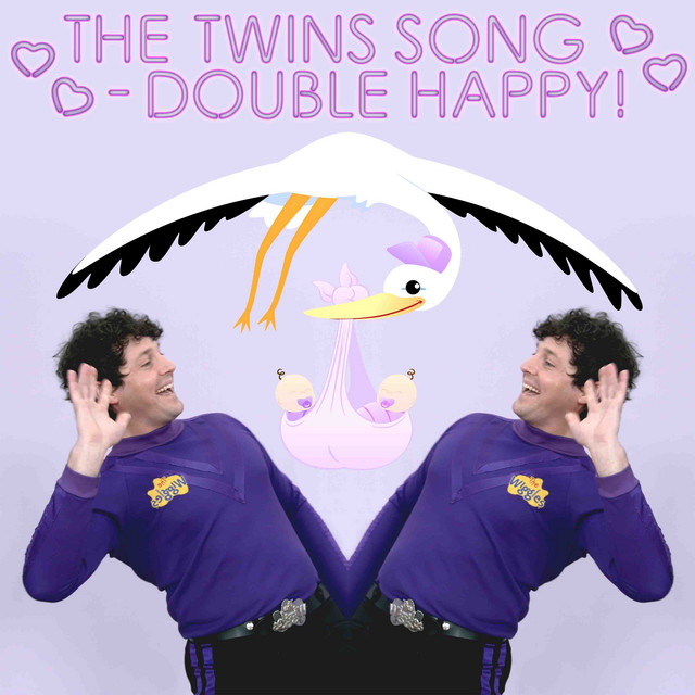 The Twins Song - Double Happy! by The Wiggles