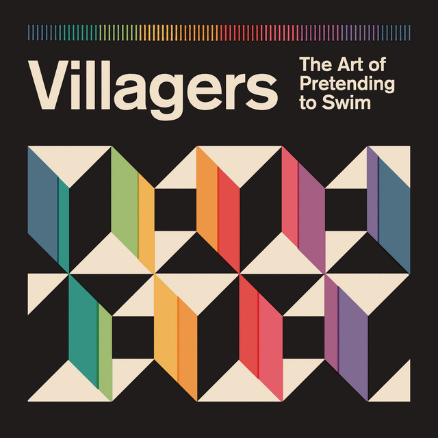 Album cover for The Art of Pretending to Swim (Deluxe Edition) by Villagers