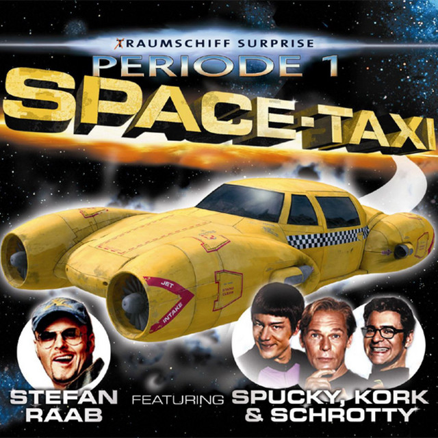 Space Taxi Film