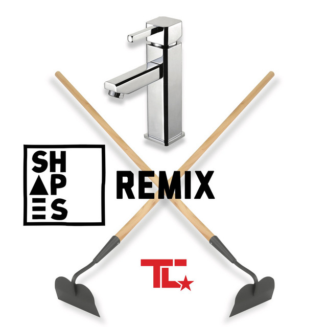 Cover art for Tap Ho - Shapes Remix by TC