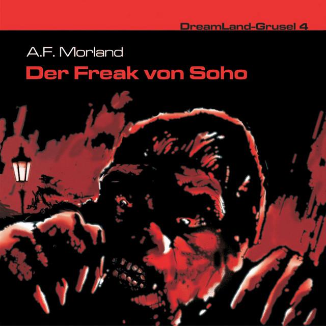 Folge 4: Der Freak von Soho Cover