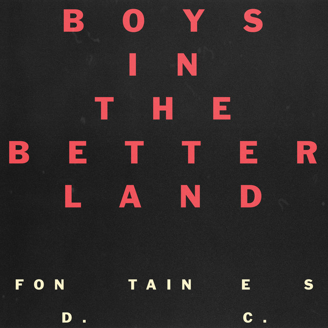 Boys in the Better Land