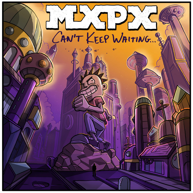 Mxpx Punk Rawk Christmas 2021 Can T Keep Waiting By Mxpx On Listn To