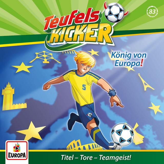 083 - König von Europa! Cover