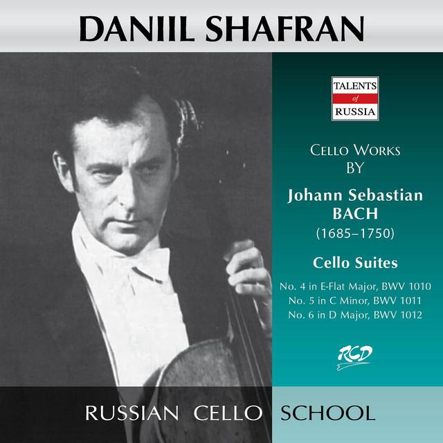 J.S. Bach: Cello Suites Nos. 4-6