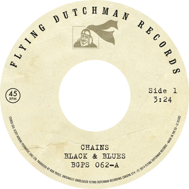 Chains A Toast To The People Single By Blacks Blues Spotify