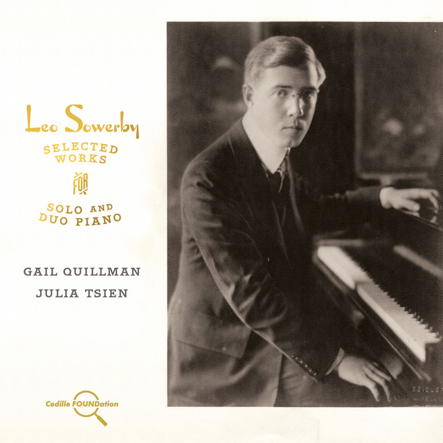 Sowerby: Solo & Duo Piano Works