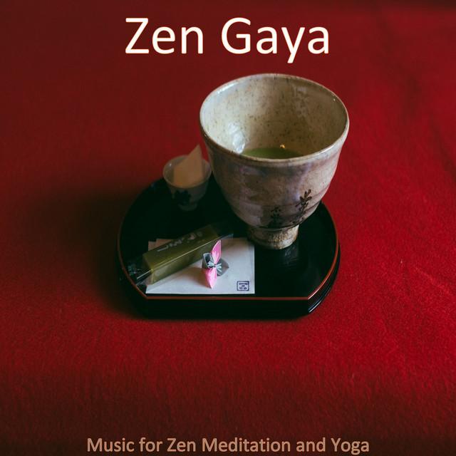 Album cover for Music for Zen Meditation and Yoga by Zen Gaya