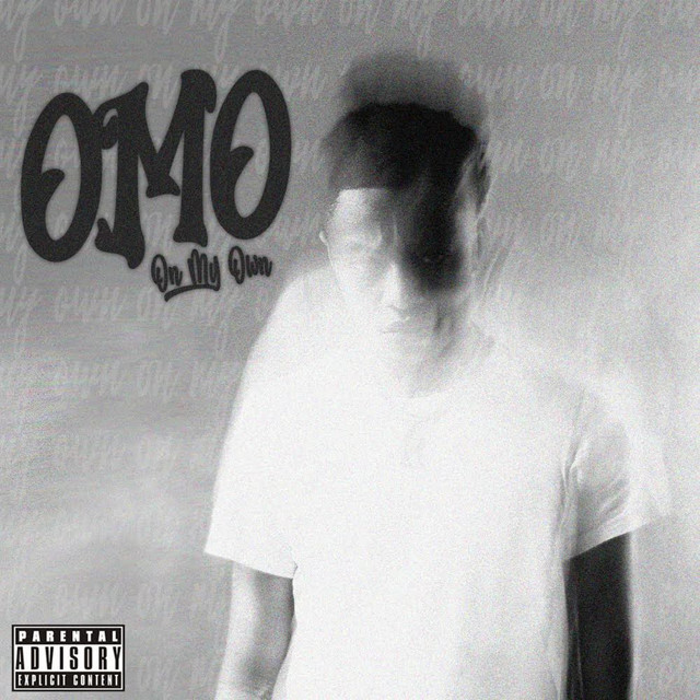 Album cover for OMO (On My Own) by BlackMayo