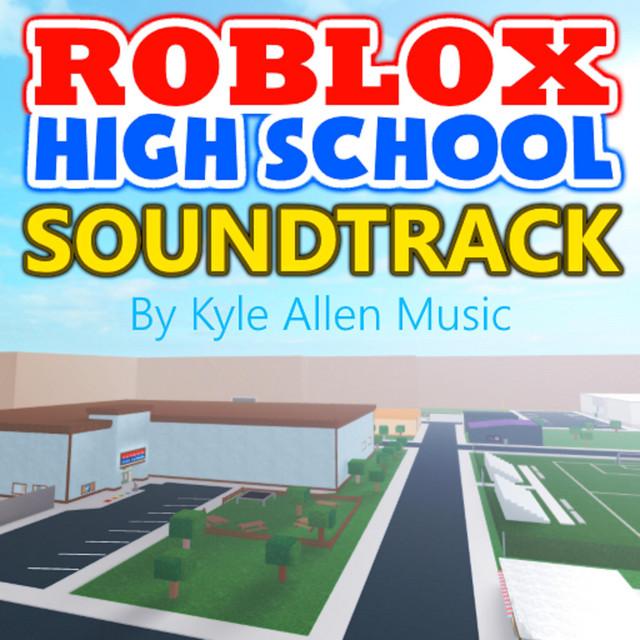 Roblox High School (Original Game Soundtrack) Image