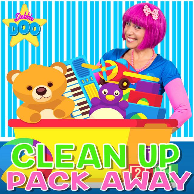 Clean Up Pack Away by Debbie Doo