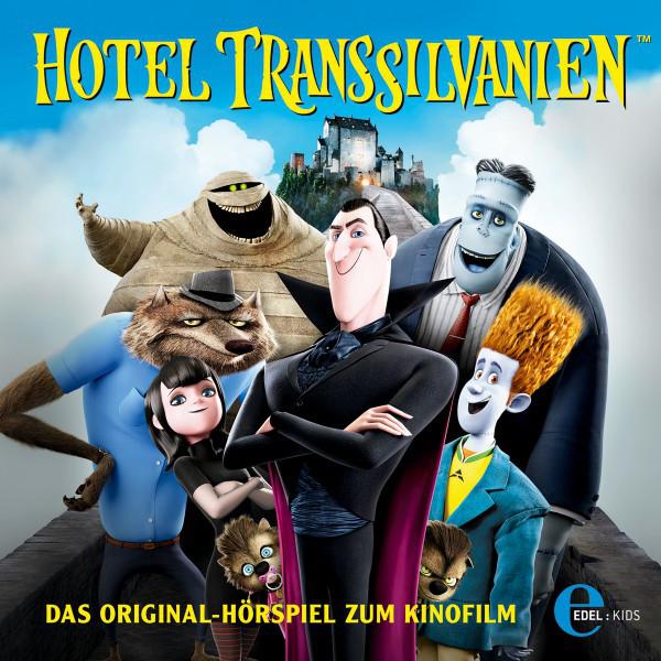 Hotel Transsilvanien (Das Original-Hörspiel zum Kinofilm) Cover