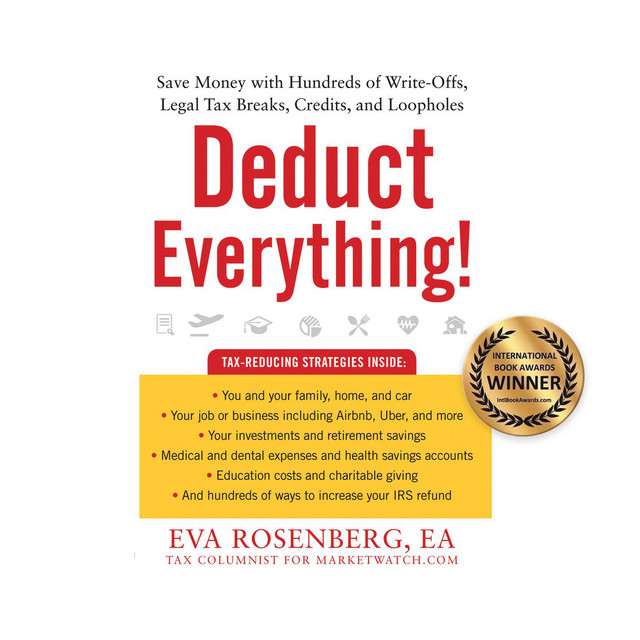 Deduct Everything! (Unabridged)