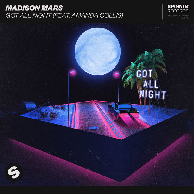 Got All Night (feat. Amanda Collis) Image
