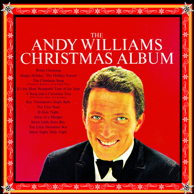 Andy Williams It's the Most Wonderful Time of the Year acapella
