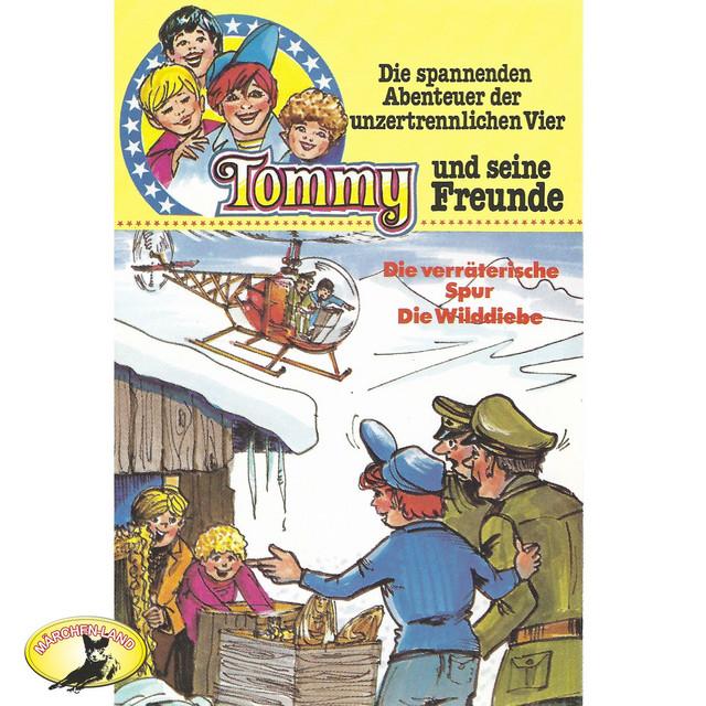 Tommy und seine Freunde Cover