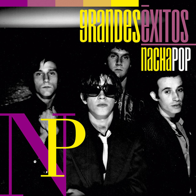 Grandes Éxitos: Nacha Pop