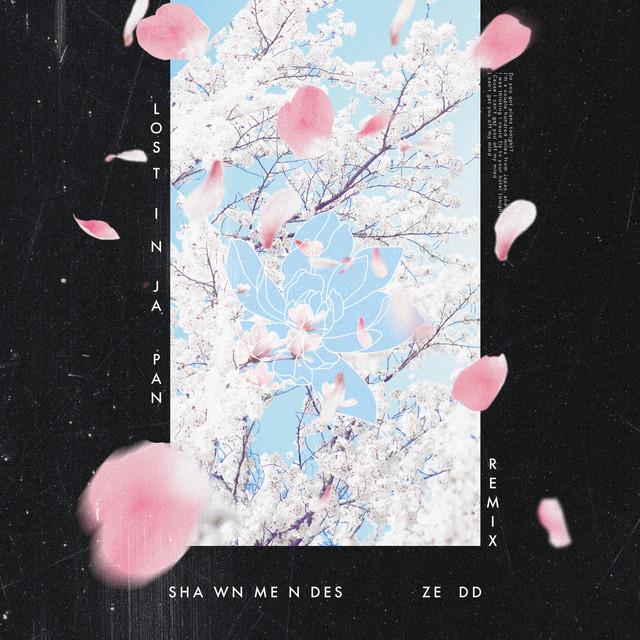 Lost In Japan Remix album cover