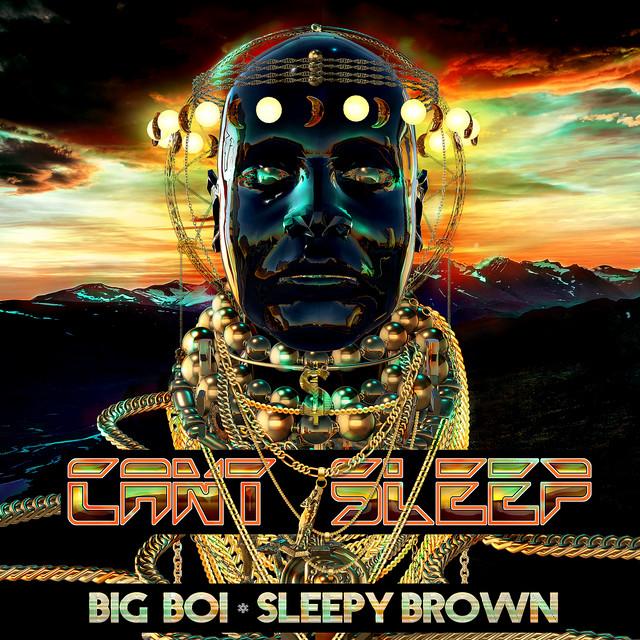 Can't Sleep cover art