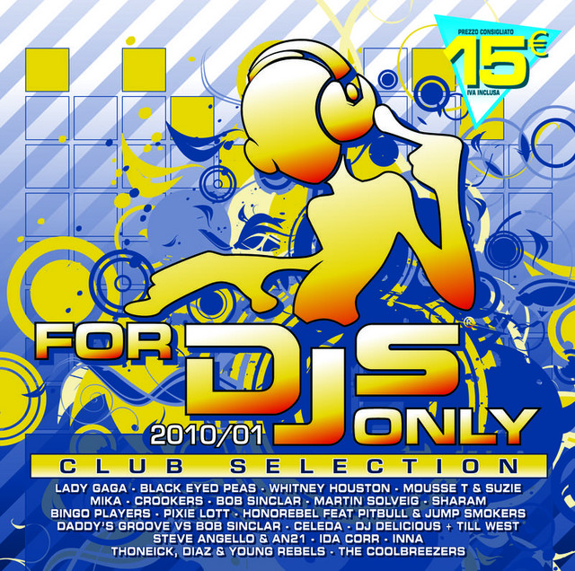 For Djs Only 2010/01