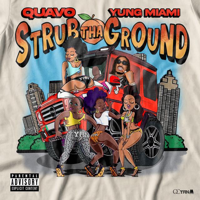 Strub Tha Ground album cover