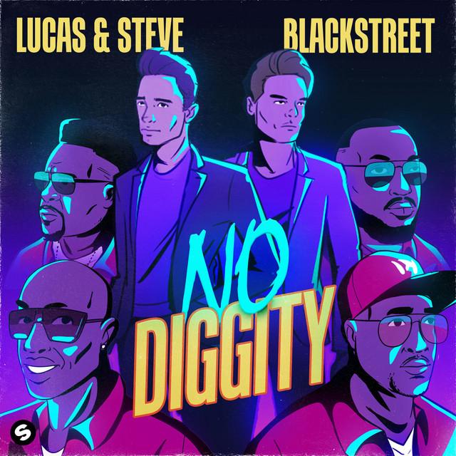 Lucas & Steve feat. Blackstreet - No Diggity