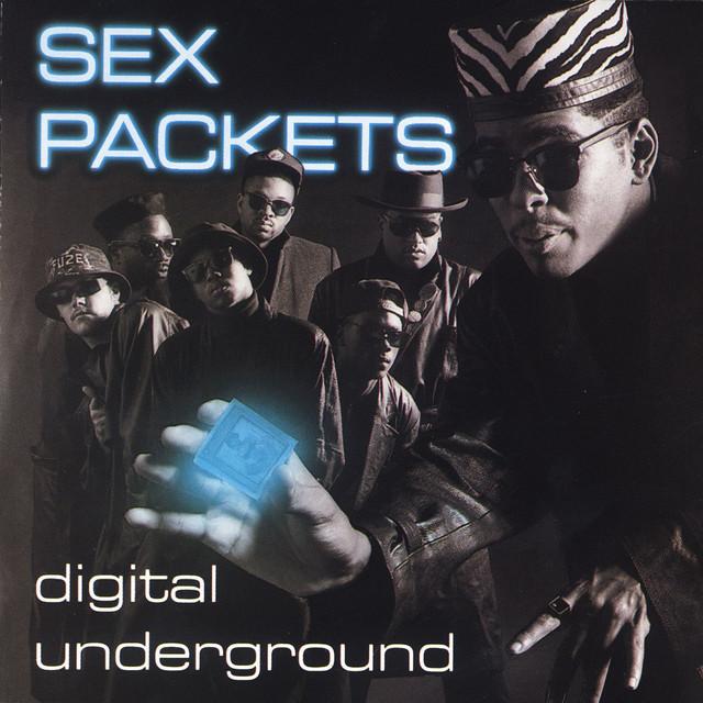 Digital Underground album cover