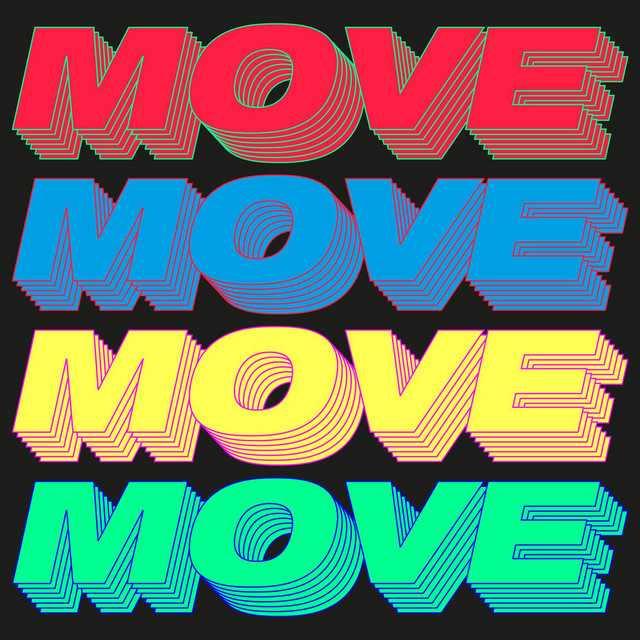 Move (Time to get loose) - Young Romantic