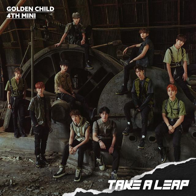 Golden Child 4th Mini Album [Take A Leap]