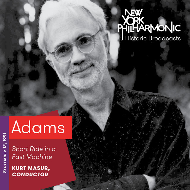 Adams: Short Ride in a Fast Machine (Recorded 1991)