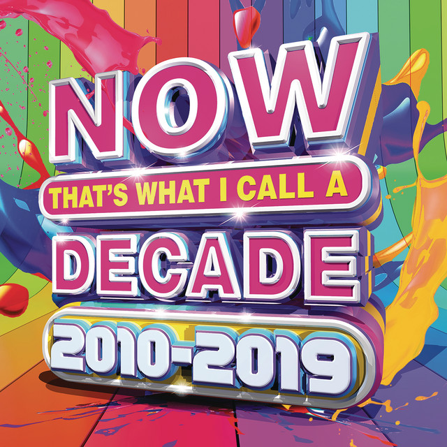 Now That's What I Call a Decade