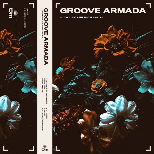 Artwork for Hold On by Groove Armada