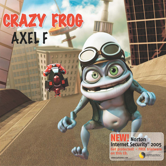 Crazy Frog by Crazy Frog