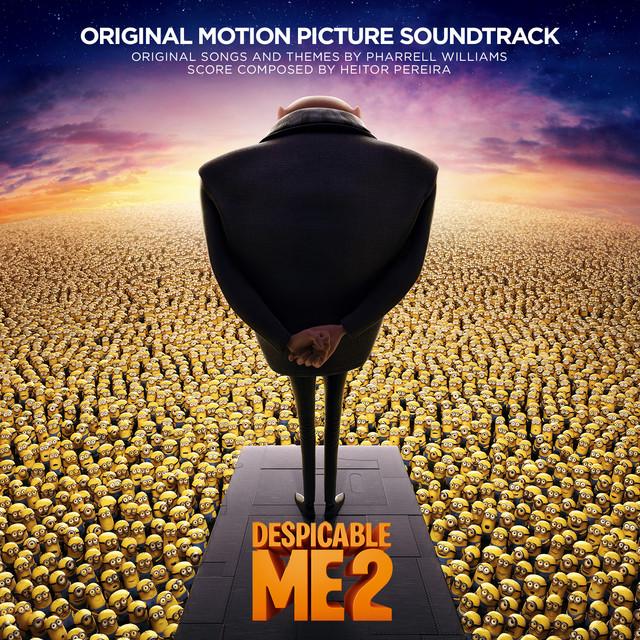 Pharrell Williams album cover
