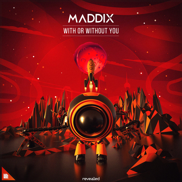 Maddix - With Or Without You