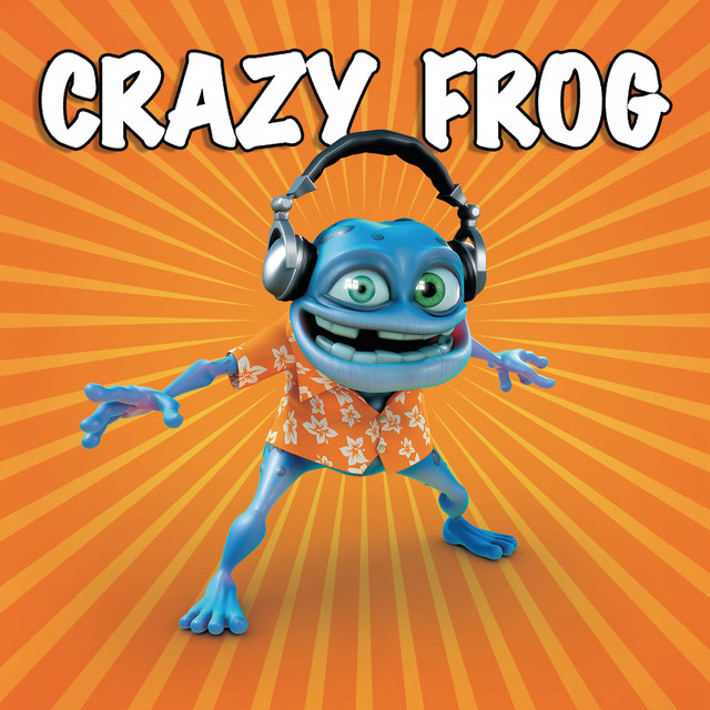 Crazy Hits iTunes Exclusive by Crazy Frog