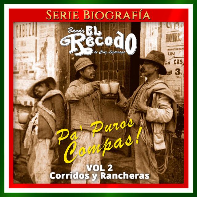 Banda El Recodo album cover