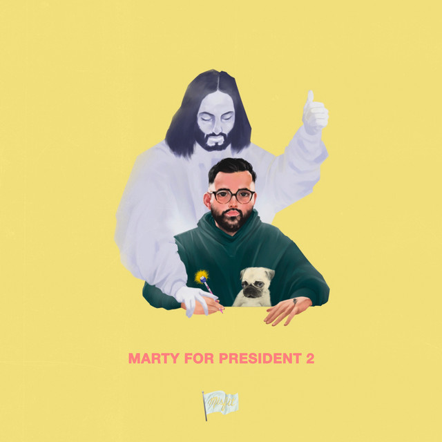 Marty For President 2
