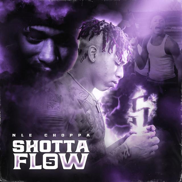 NLE Choppa - Shotta Flow 5 cover