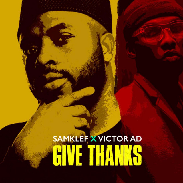 Give Thanks (feat. Victor AD) Image
