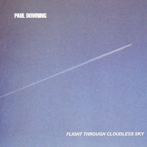 Flight Through Cloudless Sky
