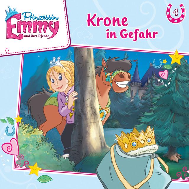Folge 4: Krone in Gefahr Cover