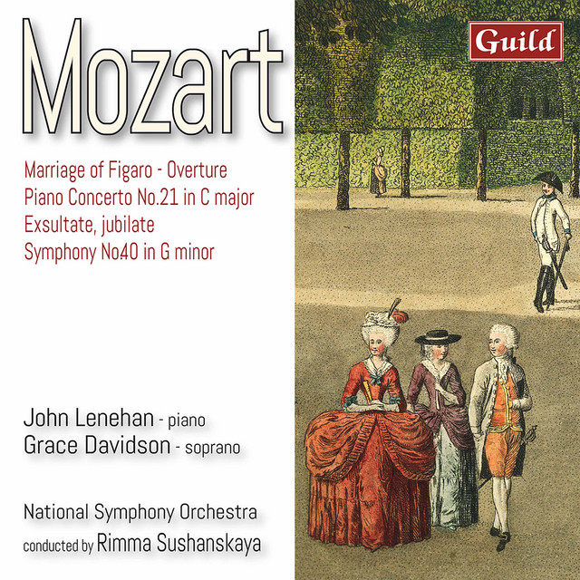 Piano Concerto No. 21 in C Major, K. 467: III. Allegro vivace assai