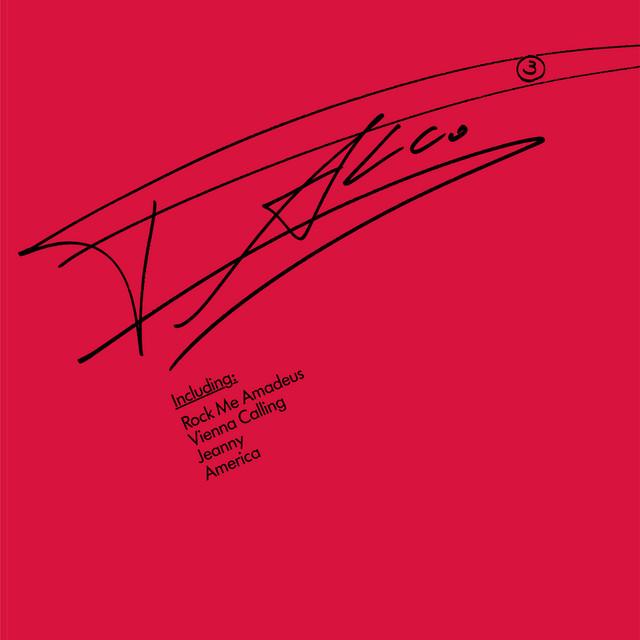 Rock Me Amadeus (86) album cover